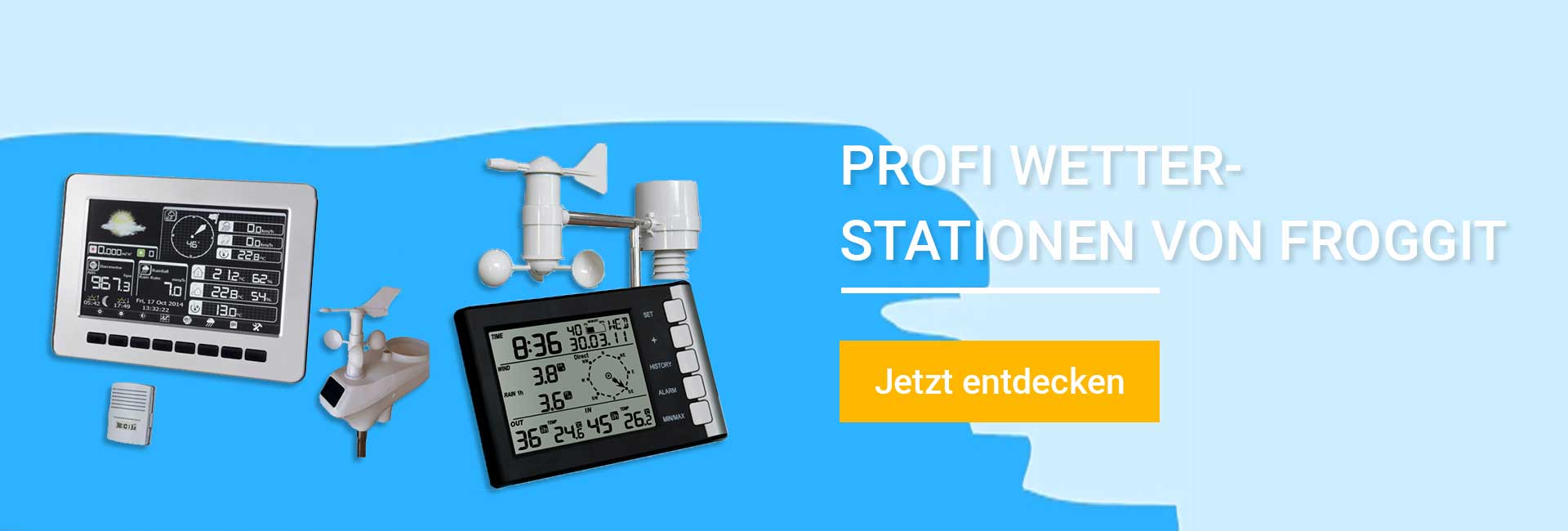 Sliderbild Wetterstation