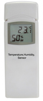 DL5000 Wetterdatenlogger Thermometer inkl. 8 Thermo- Hygrometer Funksensor