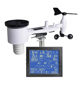 WH4000SE WiFi Internet Funk Wetterstation - Wunderground, PC-Anbindung, Auswertungssoftware