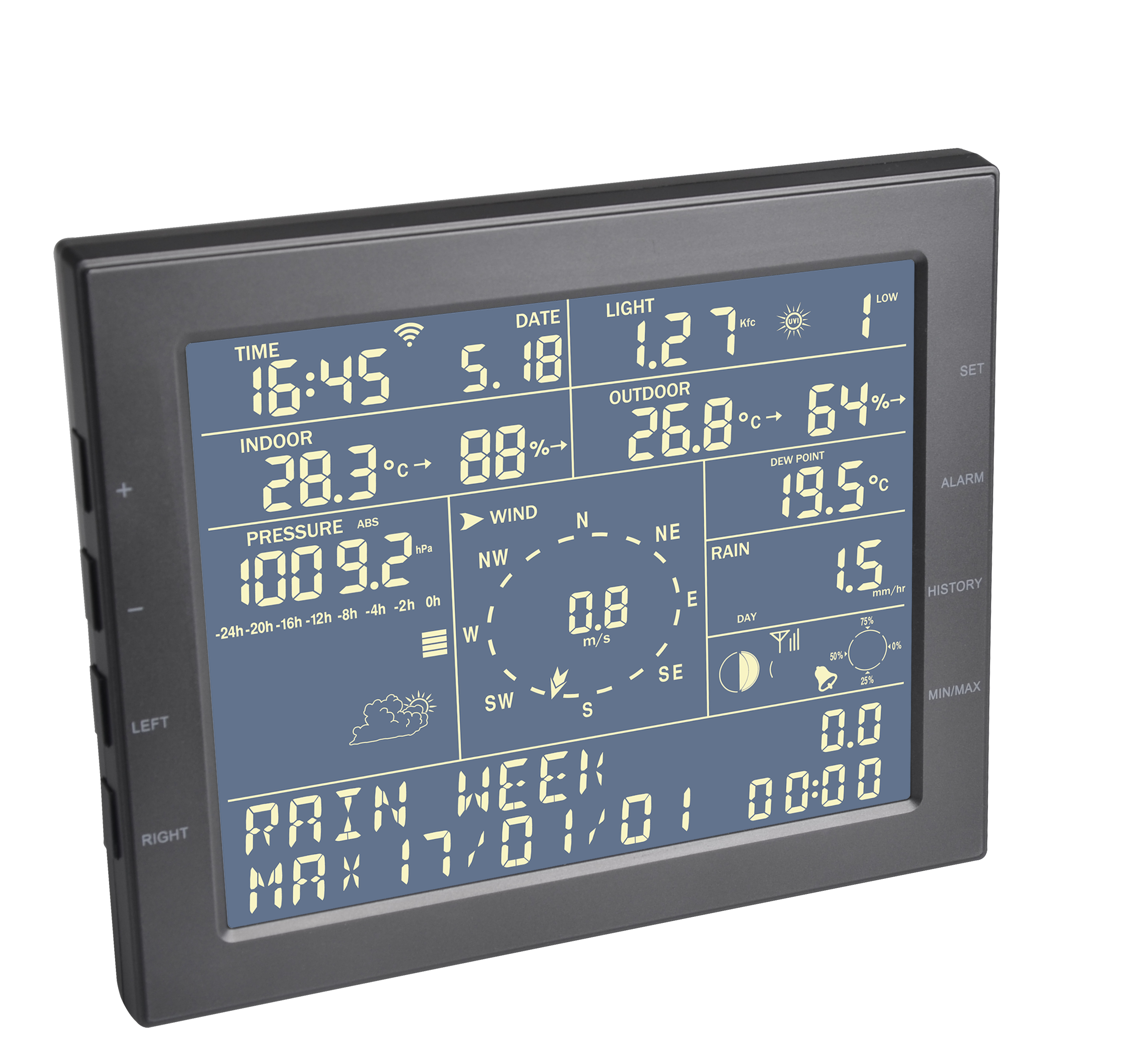 Froggit Wetterstationen und Satfinder - WH4000SE WIFI
