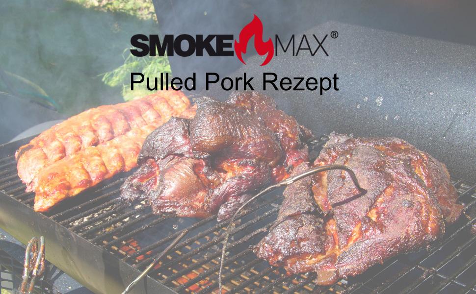 Wie Lange Braucht Pulled Pork Im Gasgrill : Froggit wetterstationen shop das smokemax pulled pork tipps