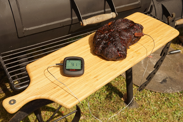 SmokeMax PRO6 - 6 Channel Wireless BBQ APP Thermometer (2 Standard & 2 Expert Fühler)