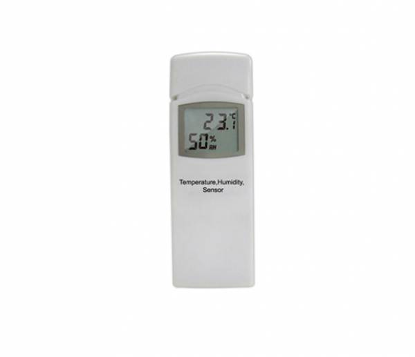 DL5000 TWIN (2 Displays) Wetterdatenlogger Thermometer inkl. 5 Thermo- Hygrometer Funksensoren