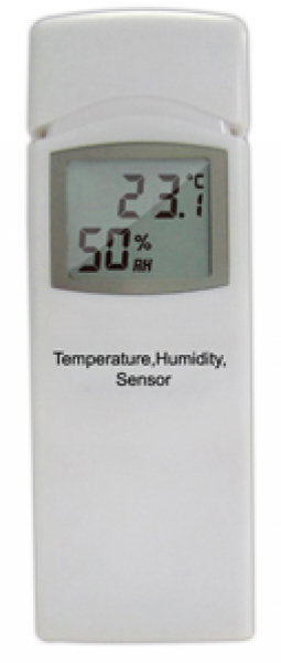 DL5000 Wetterdatenlogger Thermometer inkl. 5 Thermo- Hygrometer Funksensor